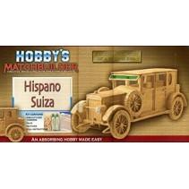 Hobby's Matchbuilder Hispano Suiza Car