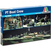 Italeri 5607 Schnellboot Crew 1/35