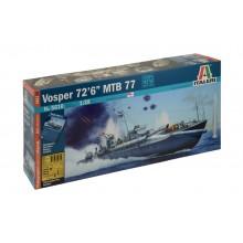 """Italeri 5610 Vosper 72'6"""" MTB 77 1/35"""
