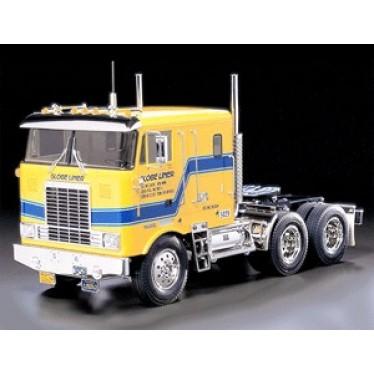 Tamiya R/C Globe Liner Truck Model Kit 1/14 56304