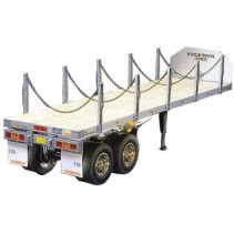 Tamiya Flat Bed Semi Trailer 56306