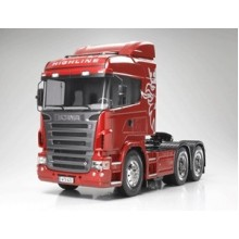 Tamiya Scania R620 6X4 Highline Truck Model Kit 1/14 56323