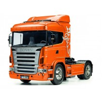 Tamiya Scania R470 ORANGE EDITION 56338