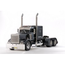 Tamiya Grand Hauler Matte Black 1:14 56356