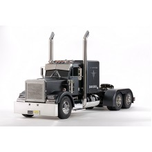 Tamiya Grand Hauler Matt Black 1:14 56356