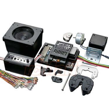 Tamiya MFU-03 Multi Function Control Unit - Euro Style 56523