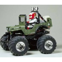 Tamiya 58242 Wild Willy 2 WR-02 Scale 1/10