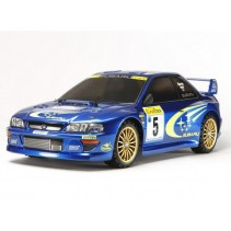 Tamiya 58631 Impreza Monte-Carlo 99 (TT-02) 1/10 (ESC included)