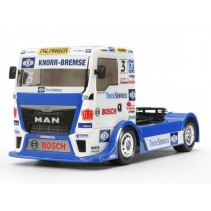 Tamiya Team Hahn Racing MAN TGS TT-01E 1/14 58632 with ESC