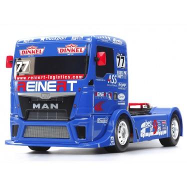 Tamiya Reinert Racing MAN TGS TT-01E 1/14 with ESC 58642