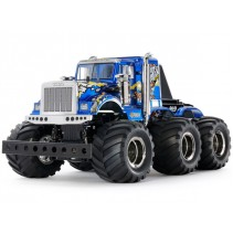Tamiya Konghead 6x6 (G6-01) 1/18 ESC Required 58646