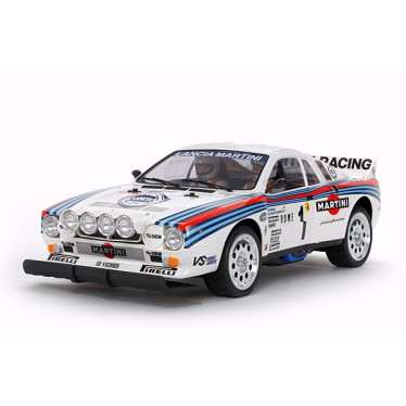 Tamiya Lancia 037 Rally (TA02-S) 1:10 ESC Included 58654