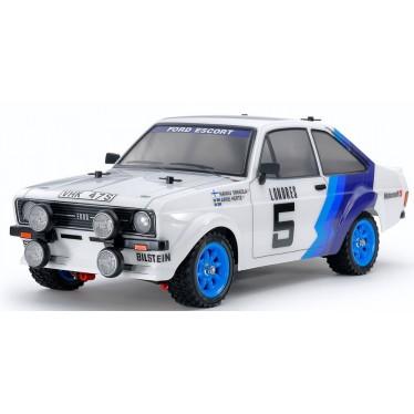 Tamiya Escort Mk.II Rally - MF-01X 58687 with Painted Body