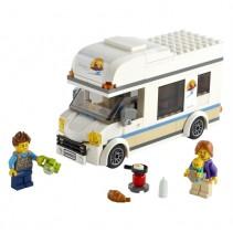 HOLIDAY CAMPER VAN  LEGO 60283