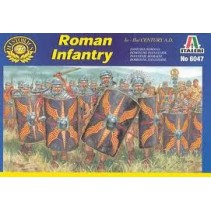 Italeri Roman Infantry - Caesars 1/72 IT6047