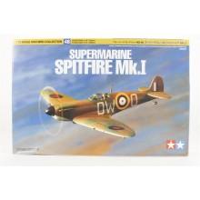Tamiya Supermarine Spitfire Mk.I Scale 1/72 60748