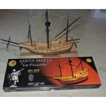 Mantua Model 610 Santa Maria (Le Piccole) 1/100 Kit