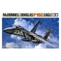 TAMIYA 1/48 F-15C EAGLE MCDONNELL DOUGLAS 61029