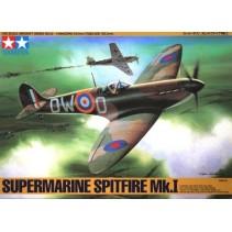 Tamiya Spitfire Mk.I 61032
