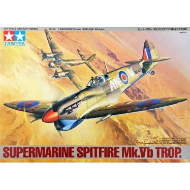 TAMIYA SPITFIRE MK.VB TROP 61035