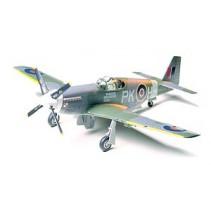 TAMIYA 61047 N.A RAF MUSTANG III