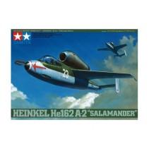 TAMIYA HEINKEL HE 162 A-2 SALAMAND 61097