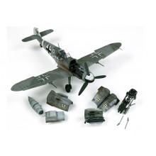 Tamiya Messerschmitt BF109G-6 1/48 61117
