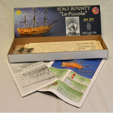 Mantua Cutty Sark Le Piccole 612 Boat Kit