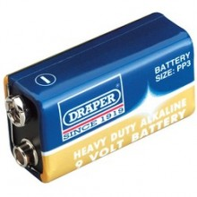 Alkaline Battery 9V Heavy Duty Battery 61837
