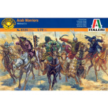 Arab Warriors 1/72