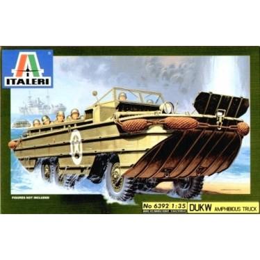 Italeri 6392 DUKW D-Day 2 1/2 Ton Amphibious Truck 1/35