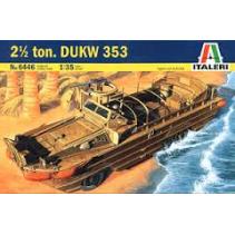 Italeri 6446 2 1/2 ton DUKW 353 1/35
