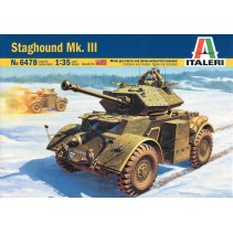 Italeri 6478 Staghound Mk III 1/35