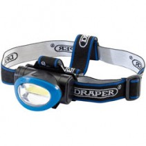 Draper 3 WATT COB Head Lamp 65967