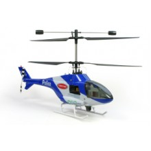 Twister Police Helicopter with Camera RTF