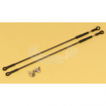 Twister Skylift Short Carbon Pushrod Set 6601916