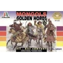 Italeri Mongols Golden Hords 1/32 IT6864