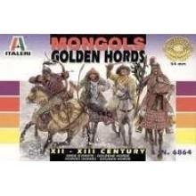 Italeri Mongols Golden Hords 1/32 IT6864