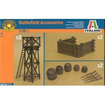 Italeri Battlefield Accessories 1/32 IT6870