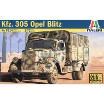 Italeri 7014 Kfz. 305 Opel Blitz 1/72