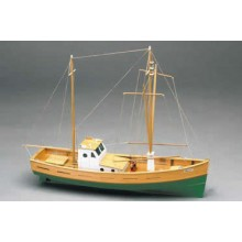 Mantua Amalfi. Mediterranean Fishing Boat Kit