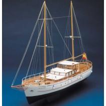 Mantua Bruma Open Cruiser Yacht 1/43
