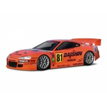 HPI 7479 Nissan Silvia GT Body (200mm)