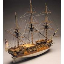 Panart Royal Caroline 1749 Royal Yacht 1/47 750