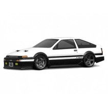 HPI 7611 Toyota Sprinter Trueno AE86 Body (WB140mm)