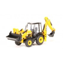 Oxford JCB 3CX Backhoe Loader 1/76 763CX001