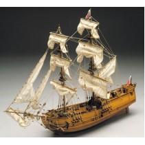 Mantua 769 Golden Star. English Brig 1/150
