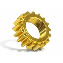 HPI Aluminium Threaded Pinion Gear 17Tx12mm (1m)