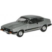 Strato Silver Ford Capri MkIII 1:76 Diecast