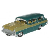 Glade Green & Honey Gold Cresta Friary 1:76 Diecast